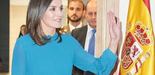 Post de Letizia según 'Paris Match': la verdadera joya de la corona es ella