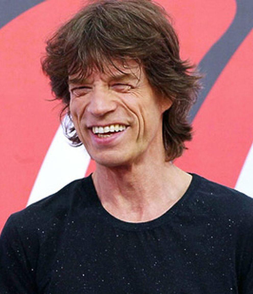 Foto: Una tormenta salvó a Mick Jagger de un intento de asesinato