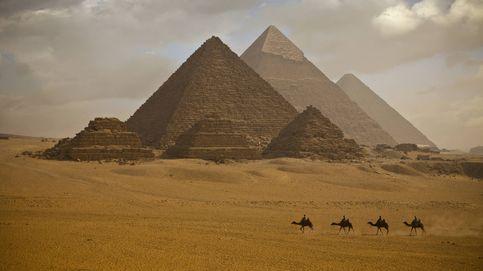 Se descubre por qué la Gran Pirámide está perfectamente alineada