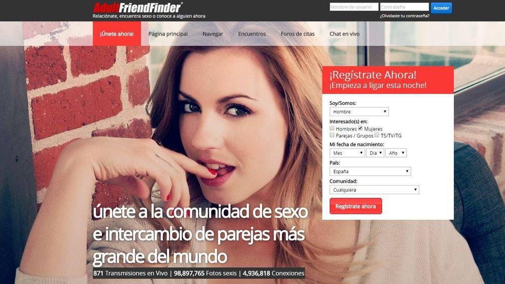 web de citas españa