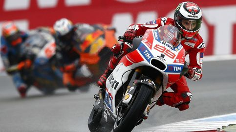 Assen y la lluvia agravan los problemas de Jorge Lorenzo con la Ducati