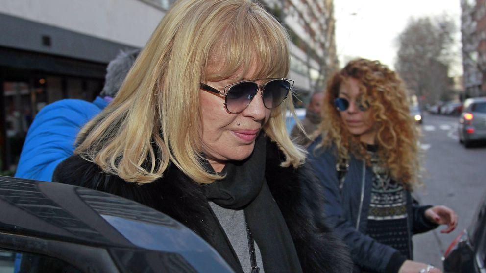 El susto de Bárbara Rey: ingresada en estado grave por infección bacteriana