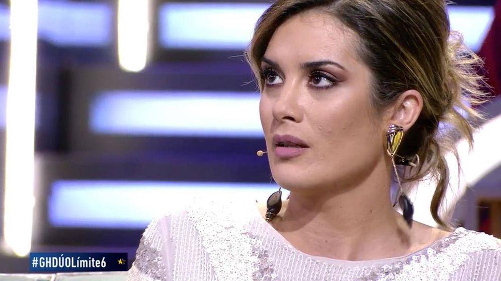Foto: Candela, en 'GH Dúo'. (Telecinco)