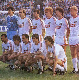 El fútbol del este de Europa apuesta por el regreso de la URSS para volver a ser competitivo