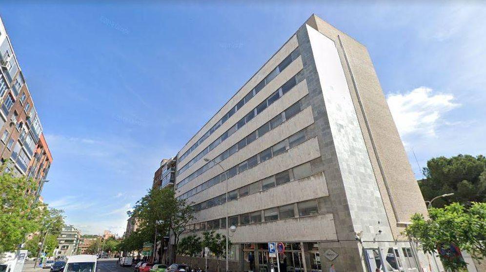 Foto: Sede de Metro de Madrid. (Google Maps)