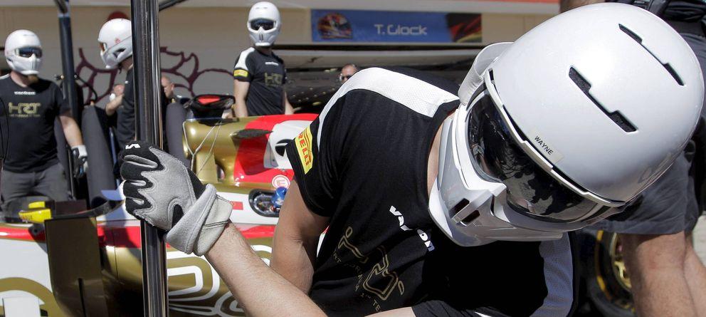 Foto: El GP de Europa, en Valencia, de 2012.