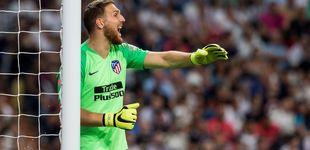 Post de El irritante cariño que recibe Oblak del Atlético de Madrid