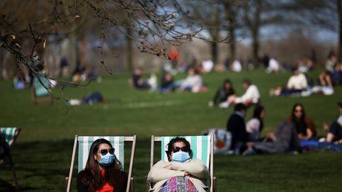UK alcanzará la 'inmunidad de rebaño' el 12 de abril tras vacunar al 75% de la población