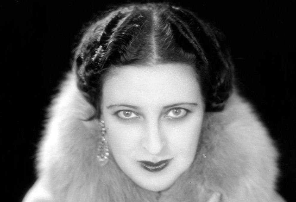 Foto: Carmen Ruiz Moragas, 'la Borbona', la amante de Alfonso XIII
