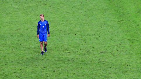 La UEFA elige a Griezmann mejor jugador de la Euro y ningunea a Bale