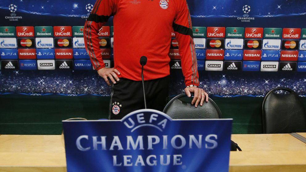 No estoy aquí para un homenaje, sino para intentar llevar al Bayern a la final