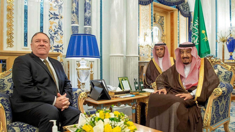 Salman bin Abdelaziz, en una imagen de archivo. (EFE)