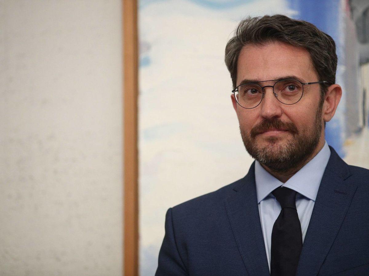 Foto: Máximo Huerta, en una imagen de archivo. (Cordon Press)