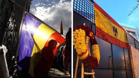 ¿Es ilegal la bandera franquista? ¿Y la republicana? Qué se puede hacer