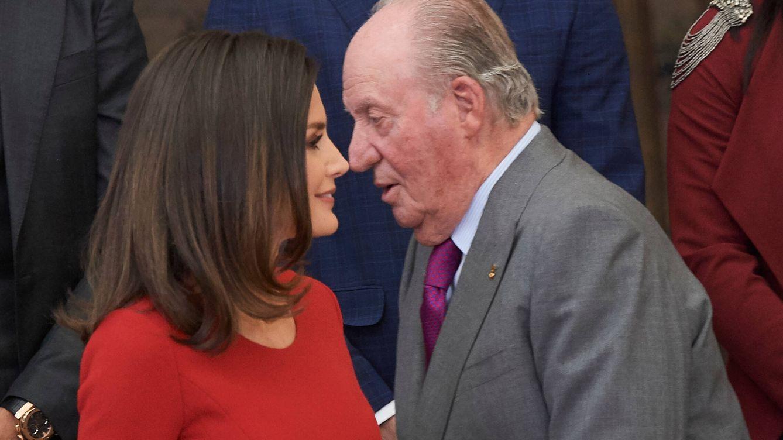 Juan Carlos, Letizia y la maldición de los Leguineche