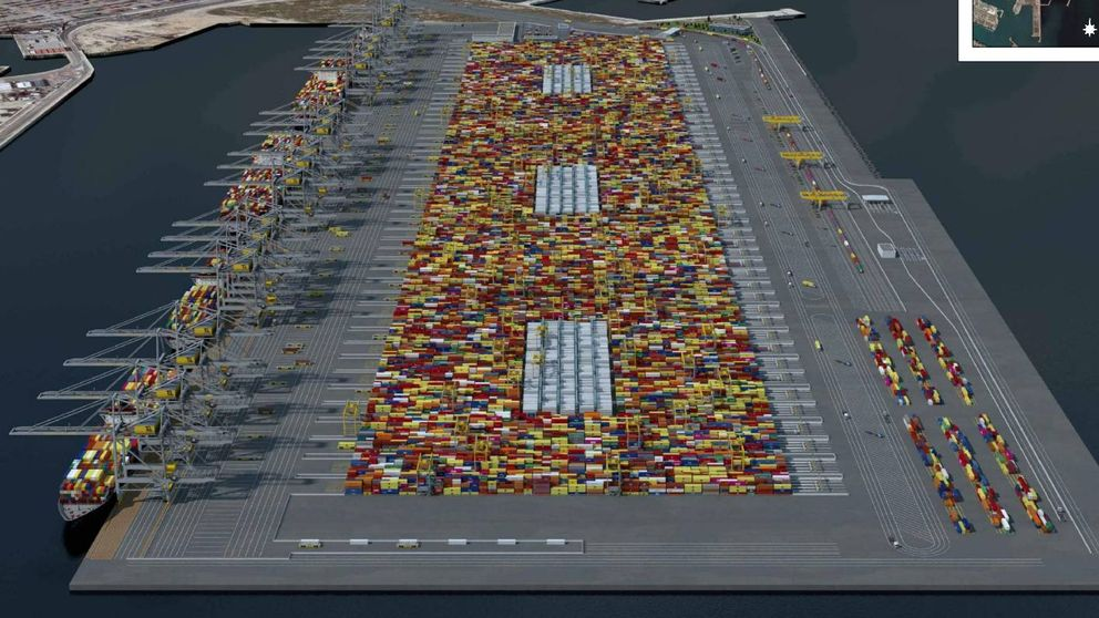 La sombra de Teresa Ribera sobre el puerto de Valencia pone en alerta a MSC
