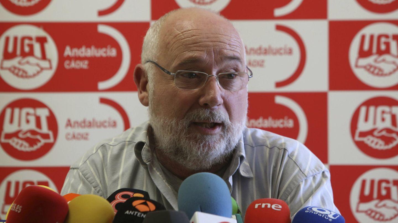 Manuel Ferrer. (EFE)