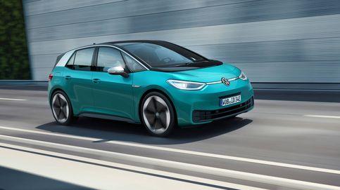 El ID.3 es el futuro del automóvil de Volkswagen