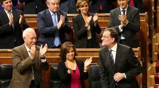 Todo tiene un límite o la entrada triunfal de Rajoy en el Congreso