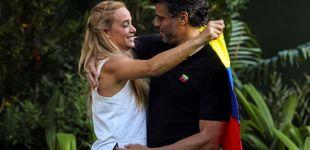 Post de Leopoldo López y Lilian Tintori: su nueva vida en Madrid en la 'little Venezuela'