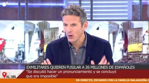 Joaquín Prat, a favor de las Fuerzas Armadas tras la polémica del chat
