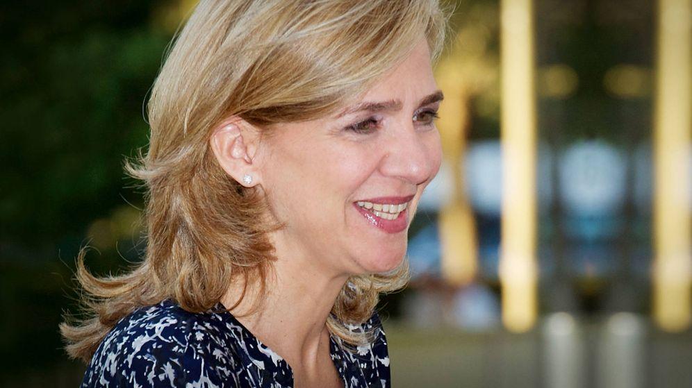 Foto: Cristina de Borbón. (Getty)