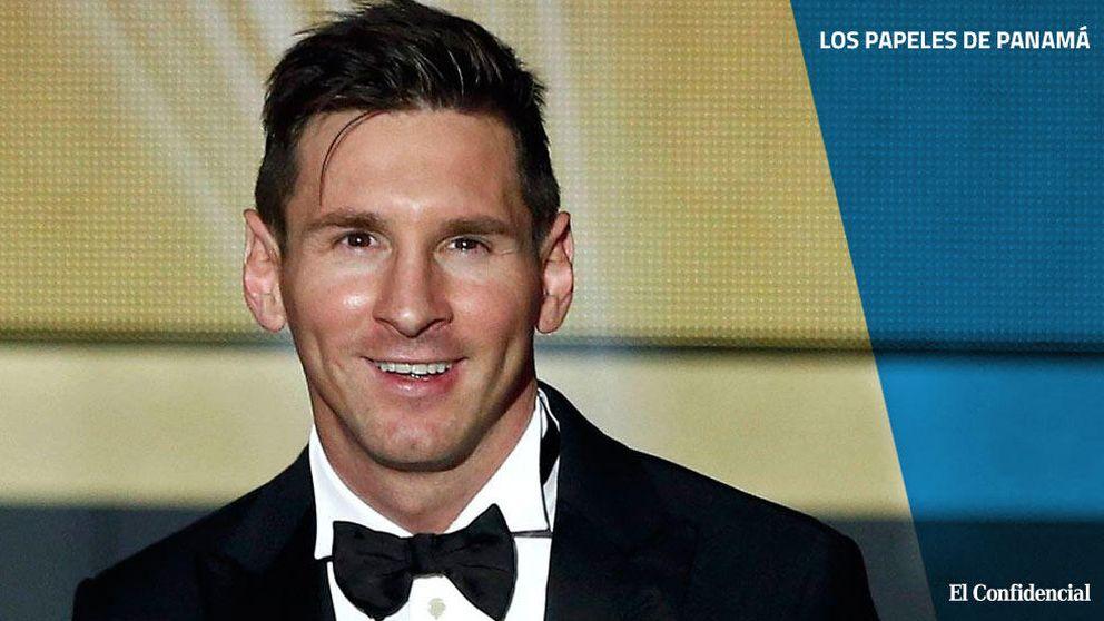 Messi compró al día siguiente de pillarle Hacienda una sociedad panameña que sigue activa