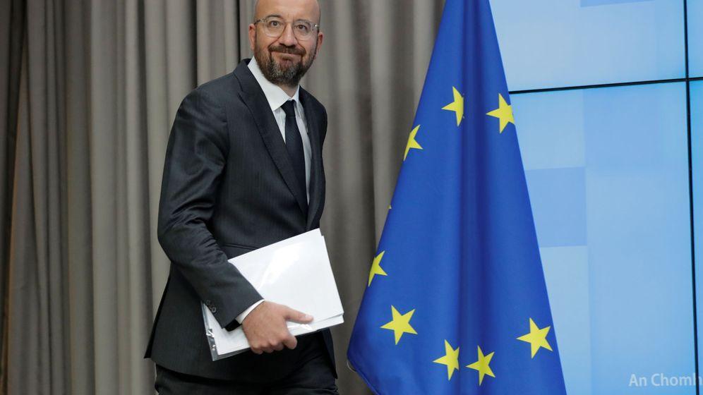 Foto: Charles Michel, presidente del Consejo Europeo. (Reuters)