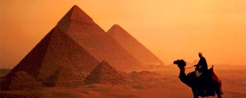 Foto: Descubren dos nuevas pirámides en Egipto a través de Google Earth