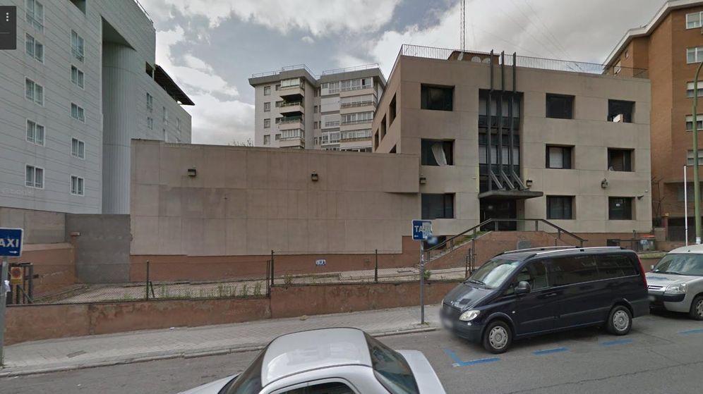 Foto:  Inmueble ubicado en el número 75 del madrileño Paseo de la Habana. (Google Maps)
