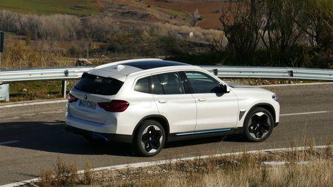 BMW iX3 el primer SUV eléctrico de BMW