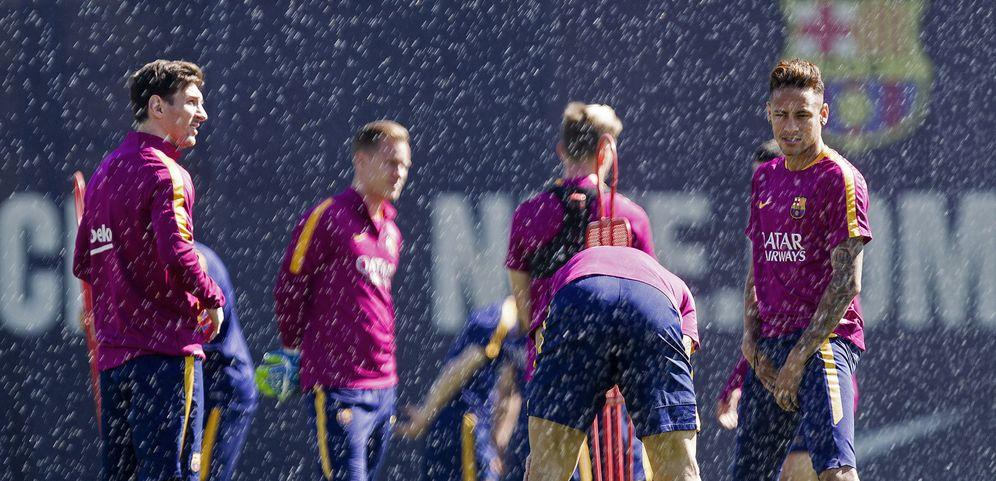 Foto: Empieza a crecer la preocupación en el vestuario del Barcelona tras las últimas y duras derrotas (EFE)