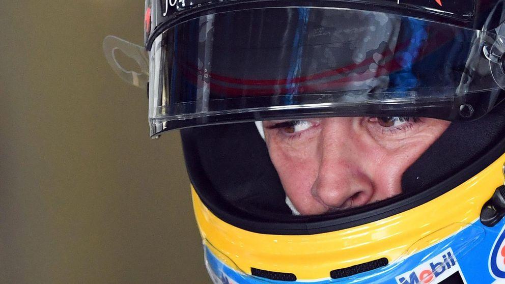 Alonso advirtió que no era pesimista y agradece el regalo de salir duodécimo