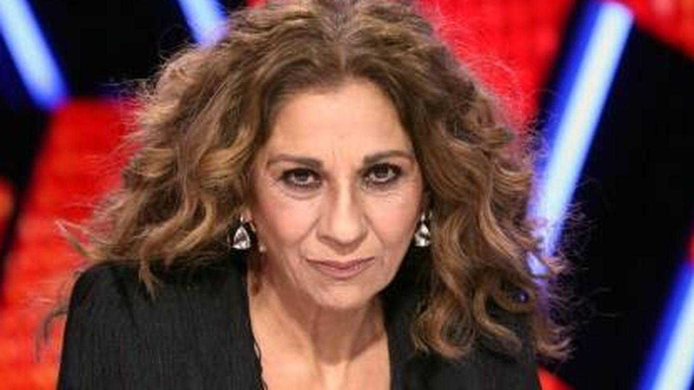 Lolita Flores, en 'Tu cara me suena'. (Antena 3)