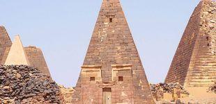 Post de Las tumbas perdidas de Nubia: así son las desconocidas 250 pirámides de Sudán
