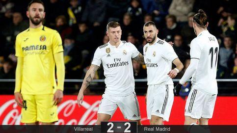 El Real Madrid es un castigo: fútbol triste y una nueva lesión de Bale
