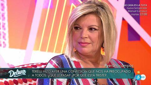 Terelu Campos se confiesa en 'Sábado deluxe': Me levanto llorando muchos días
