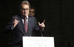 El CNI catalán contaba tras el 9-N con una célula para frenar al españolismo violento