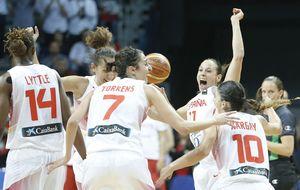 Una final del Mundial España-Estados Unidos... de chicas
