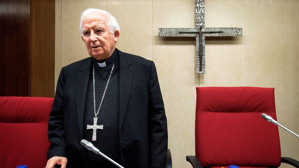 Foto: El cardenal arzobispo de Valencia y vicepresidente de la CEE, Antonio Cañizares. (Efe)