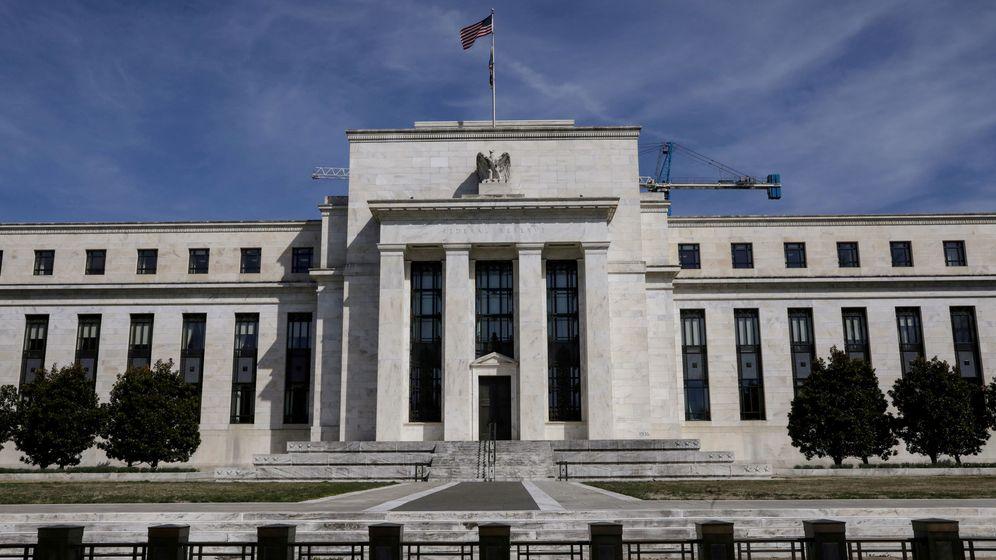 Foto: La sede de la Reserva Federal en Washington. (Reuters)