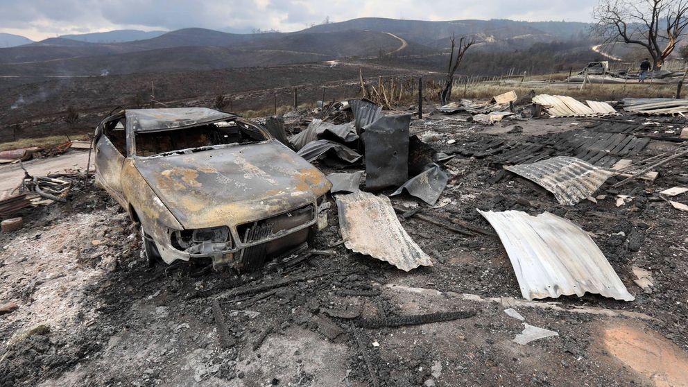 Condenado a cárcel y al pago de 58.000 euros un mendigo que incendió un coche