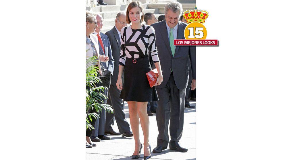 Los 15 looks más impresionantes de Doña Letizia en sus dos años como reina