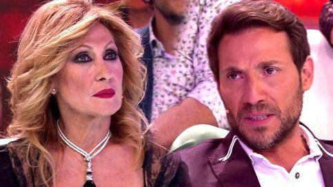 Rosa Benito 'pone en su sitio' a Antonio David en su regreso a Telecinco