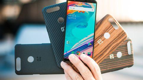 OnePlus 5T, a prueba: este móvil demuestra que el precio del iPhone X es un disparate