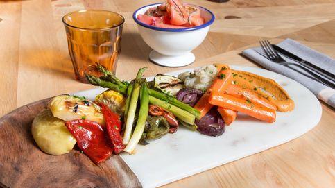 Los platos del día de Lovnis, los 'combinados' de Taberna Arzábal