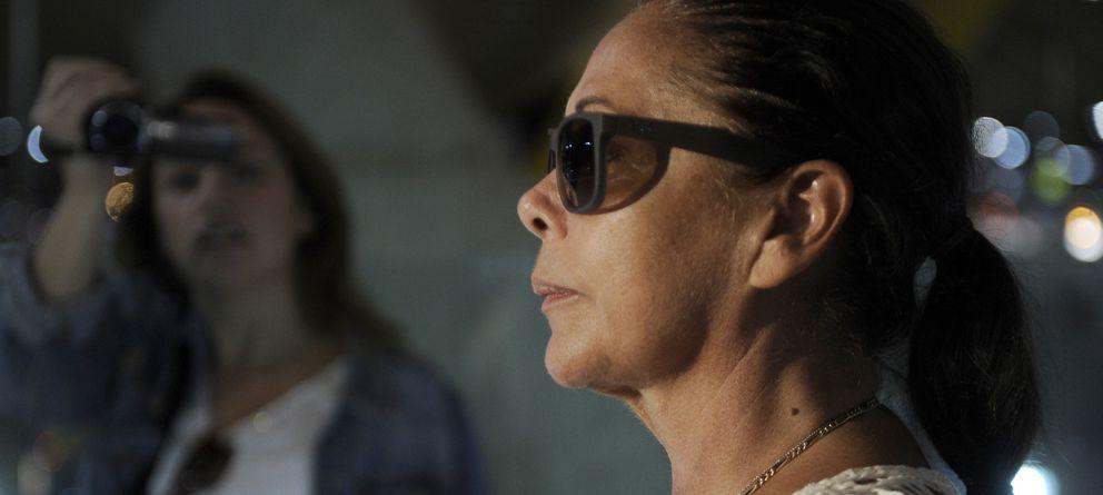 Foto: La cantante Isabel Pantoja, en una imagen de archivo en octubre del pasado año (Gtres)