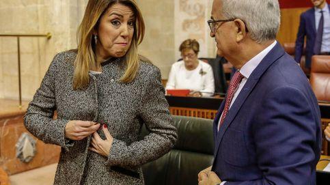 Susana Díaz se adelantará en la investidura si Vox deja en el aire su apoyo a PP y Cs