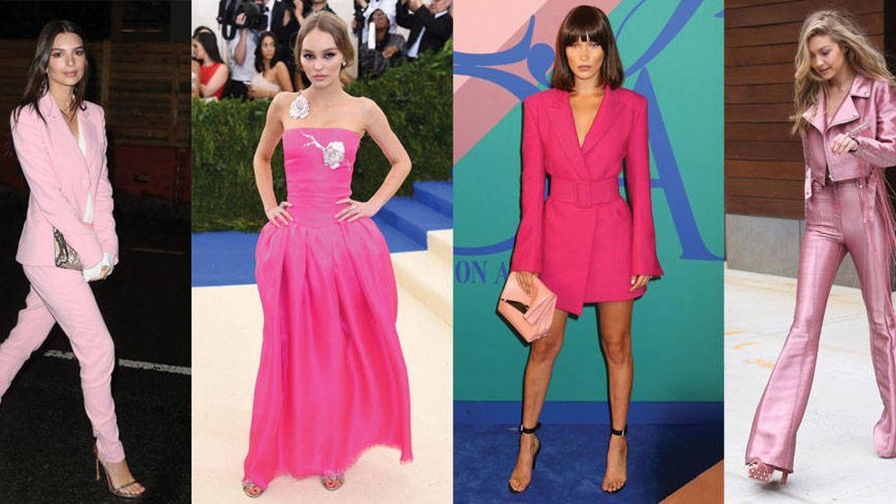 Millennial pink: 14 razones para vestir de rosa como Barbie... y las celebrities