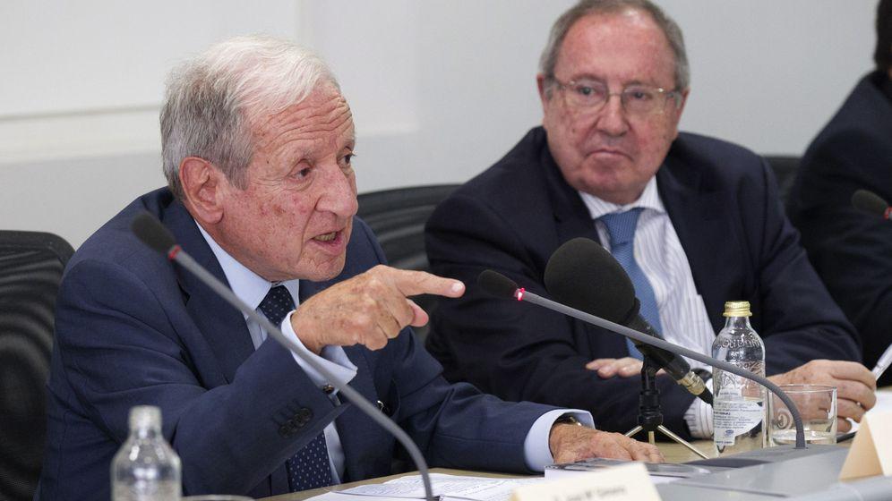 Foto: El expresidente del TC y del TS Pascual Sala. (EFE)